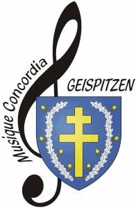 Logo de Musique Concordia de Geispitzen