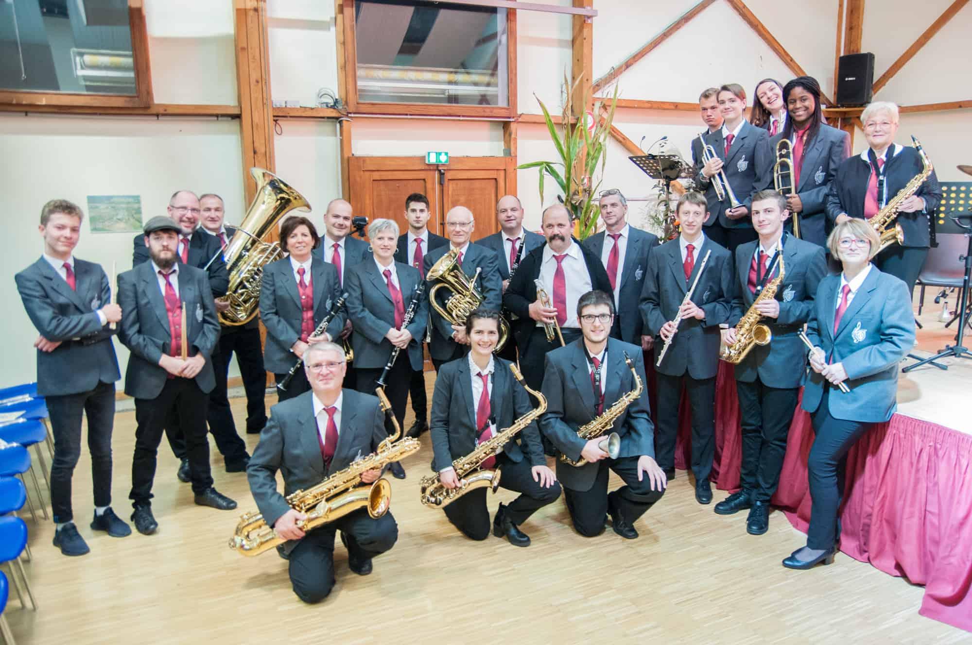Orchestre Musique Concordia de Geispitzen
